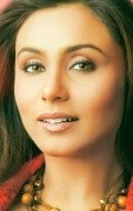 Actress Rani Mukherjee - filmography and biography.