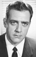 Actor, Director Raymond Burr - filmography and biography.