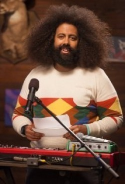 Actor, Writer, Producer, Composer Reggie Watts - filmography and biography.