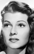 Actress, Producer Rita Hayworth - filmography and biography.