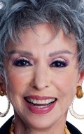 Actress Rita Moreno - filmography and biography.