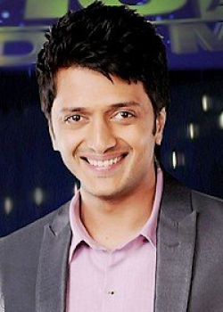 Actor, Producer Ritesh Deshmukh - filmography and biography.