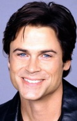 Actor, Director, Writer, Producer Rob Lowe - filmography and biography.