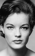 Actress Romy Schneider - filmography and biography.