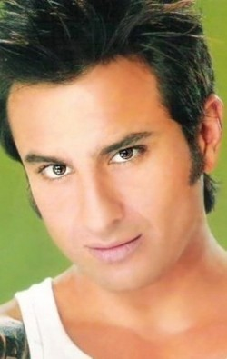 Actor, Producer Saif Ali Khan - filmography and biography.