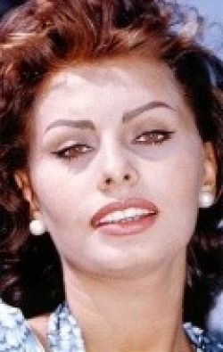 Actress Sophia Loren - filmography and biography.
