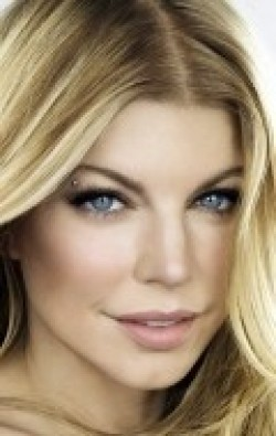 Actress Fergie - filmography and biography.