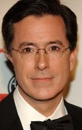 Actor, Writer, Producer Stephen Colbert - filmography and biography.