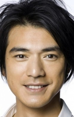 Actor Takeshi Kaneshiro - filmography and biography.