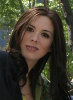 Actress Tatiana Espinoza - filmography and biography.