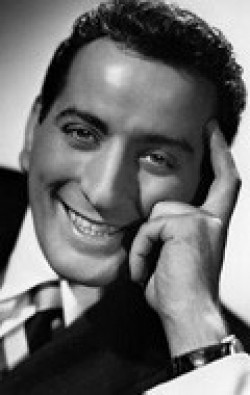 Tony Bennett movies and biography.