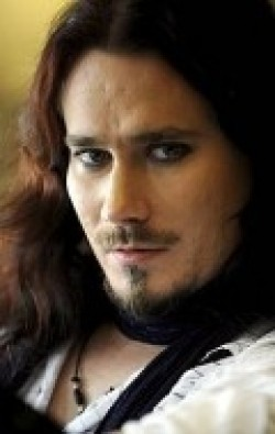 Actor, Writer, Composer Tuomas Holopainen - filmography and biography.