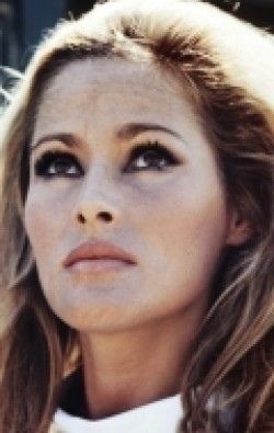 Actress Ursula Andress - filmography and biography.