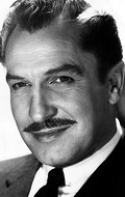 Actor Vincent Price - filmography and biography.