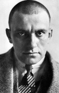 Writer, Actor, Director Vladimir Mayakovsky - filmography and biography.