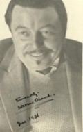 Actor Warner Oland - filmography and biography.