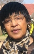 Winnie Mandela - filmography and biography.
