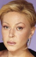 Actress Yelena Bondarchuk - filmography and biography.