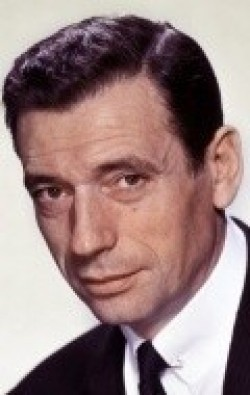 Actor, Producer Yves Montand - filmography and biography.