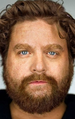 Actor, Writer, Producer, Composer Zach Galifianakis - filmography and biography.