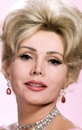 Actress Zsa Zsa Gabor - filmography and biography.