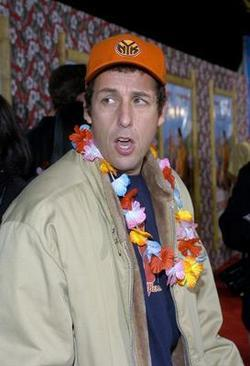 Adam Sandler - best image in filmography.