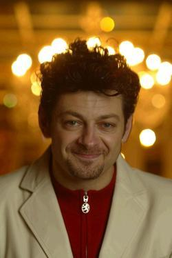 Andy Serkis - best image in filmography.