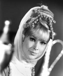 Barbara Eden - best image in filmography.