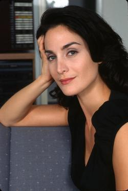Carrie-Anne Moss - best image in filmography.