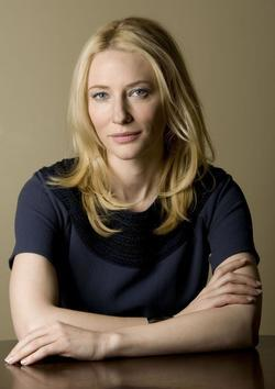 Cate Blanchett - best image in filmography.