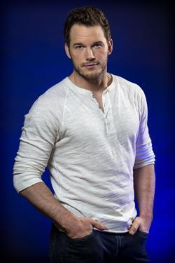 Chris Pratt - best image in biography.