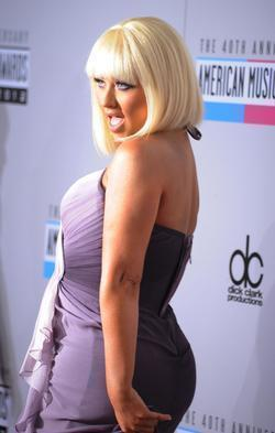 Christina Aguilera - best image in biography.