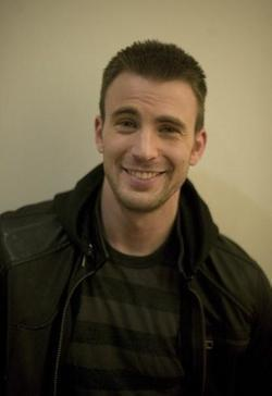 Chris Evans - best image in filmography.