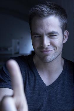 Chris Pine - best image in filmography.