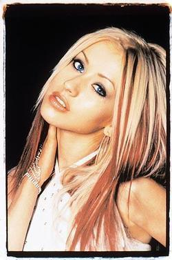 Christina Aguilera - best image in filmography.