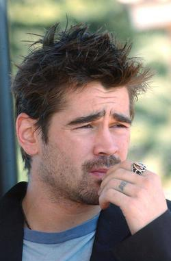 Colin Farrell - best image in filmography.