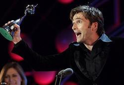 David Tennant - best image in biography.