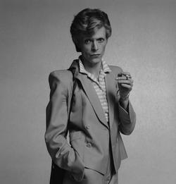 David Bowie - best image in filmography.