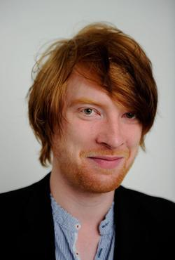 Domhnall Gleeson - best image in filmography.