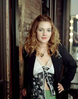 Drew Barrymore - best image in filmography.