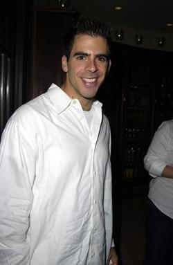 Eli Roth - best image in filmography.