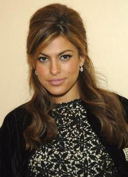 Eva Mendes - best image in filmography.
