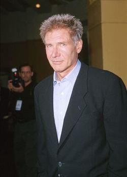 Harrison Ford - best image in filmography.