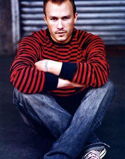 Heath Ledger - best image in biography.