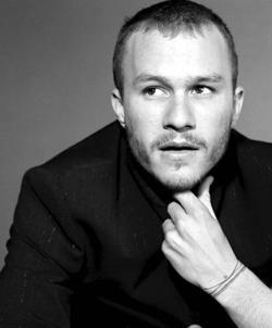 Heath Ledger - best image in filmography.