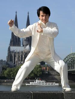 Jackie Chan - best image in filmography.