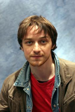James McAvoy - best image in biography.