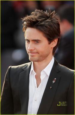 Jared Leto - best image in biography.