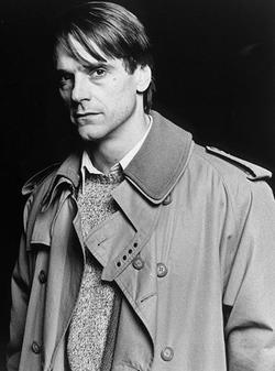 Jeremy Irons - best image in filmography.