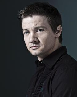 Jeremy Renner - best image in filmography.
